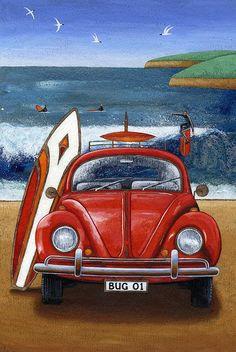 Beetle on the Beach (Peter Adderley)