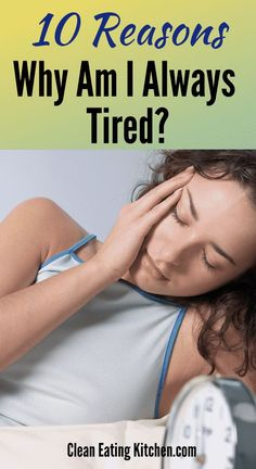 If you're wondering why am I always tired, you'll want to read these ten reasons, plus tips for how to combat always feeling tired. Written by Carrie Forrest, masters of public health in nutrition. Wellness Ten Reasons Why You Might Always Feel Tired Always Tired, Feel Tired, Alternative Health, Alternative Medicine, Holistic Wellness, Health And Wellness, Holistic Care, Pcos, Healthy Habits