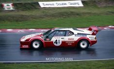 BMW M1 #41 1982 BRANDS HATCH 1000KM PHOTOGRAPH JENS WINTHER WOLFGANG BRAUN Bmw M1, Photographs, Art, Art Background, Photos, Kunst, Performing Arts, Cake Smash Pictures