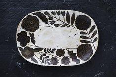 Summery Ceramics from an Avid Gardener - Remodelista