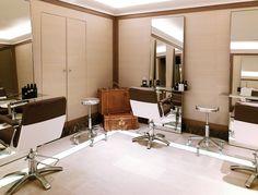 Salon David Mallett Au Ritz Club. © Vincent Leroux. #salon #coiffeur #