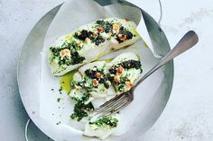 Check out @epicurious for this very good looking Halibut! #bankholidayweekend