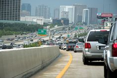 One of the top ten worst US cities for traffic.(Source: Texas Transportation Institute)