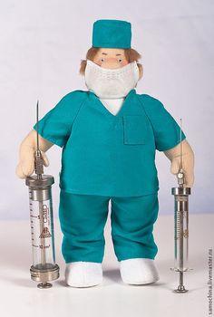 Купить Медицинские работники - доктор, врач, медики, профессия, подарок мужчине, подарок на 23 февраля