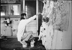 Niki de Saint Phalle, 1963 by Dennis Hopper