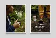 Caribou Coffee / Brand Evolution - Michael Seitz: Work