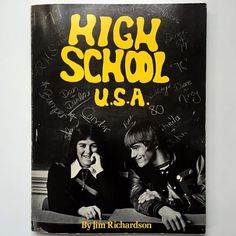 spines and pages thanks to ideabooksltd You know the type. Pepsi. High School USA by Jim Richardson. 1979. The really great books are really much greater. A superbook. Email if you want@idea-books.com #high #school #usa #jimrichardson Filed under: ideabooksltd to READ to READ ideabooksltd docenoon InspirePossibility CreateOpportunity CultureOfPossibility EnthusiasmForOpportunity Art Film Technology Fashion Music News Business Politics Anything Everything BusinessAndInnovation ThoughtLeaders…