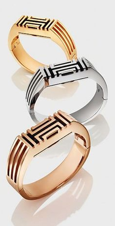 fashionable metal Tory Burch FitBit bracelets http://rstyle.me/n/sxsxcr9te
