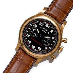 Franck Muller Endurance 24 watch set for $12,000 auction at Bonhams