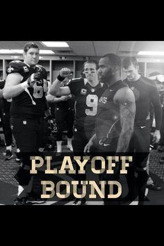Saints Playoff Bound