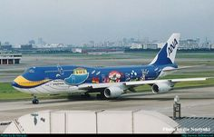 Boeing 747-481D - All Nippon Airways - ANA | Aviation Photo #0017827…