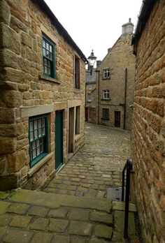 Longnor, Staffordshire, Peak District, England, UK