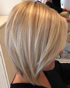 Trendy stack bob -Trendy short haircuts for women 2016