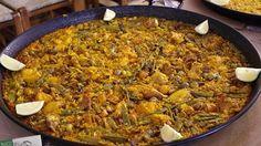 Los diez restaurantes de Madrid donde se cocinan las paellas más auténticas http://w.abc.es/k1ihcr