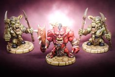 Arcadia Quest Monsters