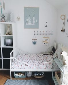 This little corner  How nice to see our products beeing loved thank you @nynneetliloujos  #repost #monkind #bedding #kidsroom