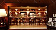 South Beach, Delano Rose Bar, Miami