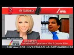 CARMEN ARISTEGUI ACUSA A LAURA BOZZO DE CRIMINAL 1 OCTUBRE 2013 LLORA VI...