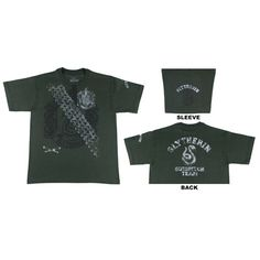 Slytherin Quidditch Youth T-Shirt