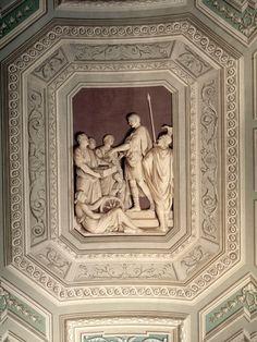 Ceiling_photo-Fotografiado en el Museo del Vaticano.