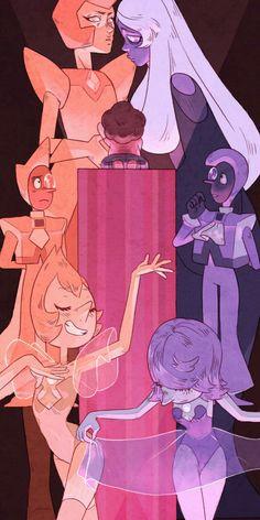 Steven Universe. Season 5. The trial.