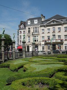 Square du Petit-Sabl