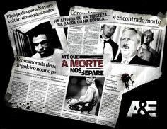 Goleiro Bruno, Pimenta Neves, Eloá e outros casos são tema de série do A