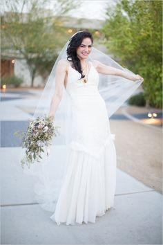 vintage wedding dress @weddingchicks #lwedding #dress