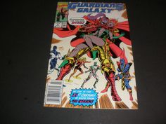 GUARDIANS OF THE GALAXY #2 (1990) buy it now for $1.50 buy it now for $3.00+ ship.!!