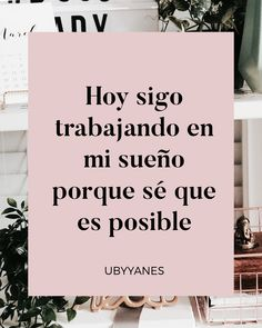 Inspirational Phrases, Motivational Phrases, Pretty Quotes, Love Quotes, Positive Thoughts, Positive Vibes, Affirmation Quotes, Spanish Quotes, Life Motivation