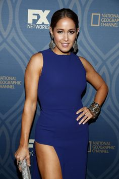 Jaina Lee Ortiz Photos Photos - Actress Jaina Lee Ortiz attends the FOX Broadcasting Company, FX, National Geographic And Twentieth Century Fox Television's 68th Primetime Emmy Awards after Party at Vibiana on September 18, 2016 in Los Angeles, California. - FOX Broadcasting Company, FX, National Geographic, and Twentieth Century Fox Television's 68th Primetime Emmy Awards After Party - Arrivals
