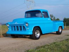 PICK UP CHEVY 1955