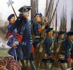 The Royal Ecossais prepare for battle, Drummossie moor Culloden, come join our Campaign, visit jacobitetours.co.uk