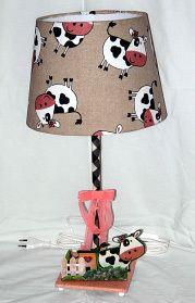 Lampada Mucca