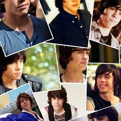 Photo collage of my favorite pictures of Munro Chambers