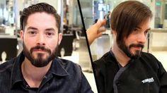 Men Asymmetrical Undercut Hairstyle http://www.thevandallist.com/men-asymmetrical-undercut-hairstyle/