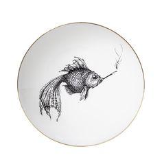 Smokey Fish Plate