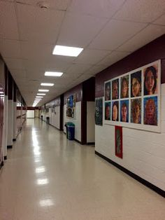 Project 365 - Each day a new adventure: Day 317: School corridors
