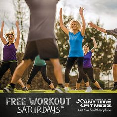 Free Workout Saturdays at The Plaza