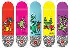 ALIEN WORKSHOP KEITH HARING Skateboard DECK LOT 5 1ST SERIES COLLECTOR 5 DECKS - ALIEN, Collector, DECK, DECKS, Haring, Keith, Series, Skateboard, WORKSHOP