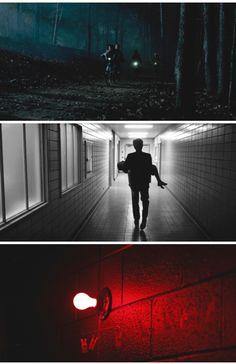 Stranger Things, Cinematography: Tim Ives