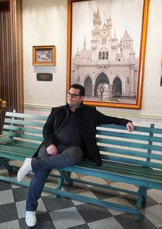 "Josh Gad will take viewers on a unique tour of Disneyland park, including peeks inside Walt Disney's private apartment above Main Street, U.S.A., and the Disneyland Dream Suite in New Orleans Square, during the two-hour television special, ""The Wonderful World of Disney: Disneyland 60,"" on Sunday, Feb. 21, on the ABC Television Network."