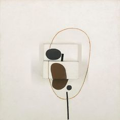 Victor Pasmore (1908-1998) Relief Painting, 1973