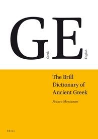 The Brill Dictionary of Ancient Greek | Brill