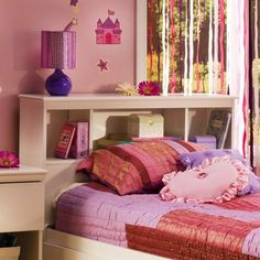 Maximize space in your child's bedroom with a stylish storage headboard. The Crystal Bookcase Headboard from the Crystal Bedroom Collection is available now at AFW. Childrens Bedroom Furniture, Kids Furniture, Kids Bedroom, 3 Shelf Bookcase, Bookcase Headboard, Storage Headboard, Crystal Bedroom, Contemporary Bookcase, Bedside Storage
