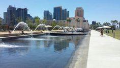 Splash Fountains