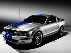 Aye mane a Dallas Cowboys colored Mustang!!!! How Bout Dem Cowboys