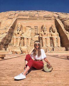 Egypt tours 2019 in 2019 landmarks egypt travel, africa trav Travel Pictures, Travel Photos, Bff, Egypt Fashion, Morocco Fashion, In Dubai, Visit Egypt, Wadi Rum, Egypt Travel