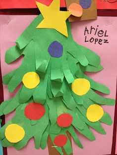 Mrs. Ayala's Kinder Fun: TREEmendous Christmas