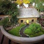 Fotos de decoração de jardins de inverno
